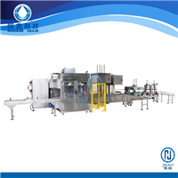 供应集瀚DCS-ZD30G2JGFY水性涂料自动灌装线