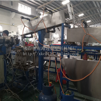 供应钢卷尺包覆尼龙挤出生产线