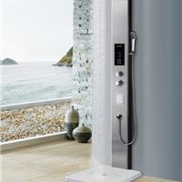 供应集成热水器淋浴屏即热式生产厂家批发