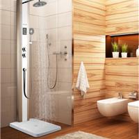供应集成热水器即热式淋浴屏加盟代理