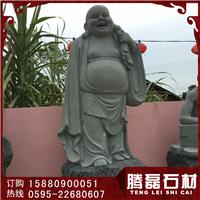石雕十八罗汉 青石罗汉雕刻工艺品厂家
