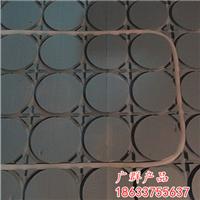 供应水暖地暖模块凹槽设计、薄型地暖模块