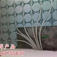 供应节能材料地暖模块、免回填地暖板