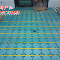 供应干式水地暖模块挤塑板地暖块