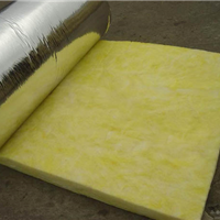 供应良好的绝热吸声性能保温玻璃棉板管