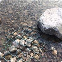 河道生态固岸护坡 镀高尔凡格宾石笼网