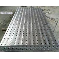 供应二维荣幸钢件焊接平板定位工装平板