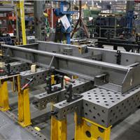 供应三维孔系焊接平台三维柔性工装焊接平台