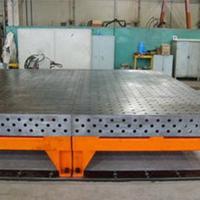 供应二维定位工装平台二维柔性钢件焊接平板