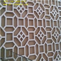古铜铝板镂空屏风 铝板雕刻屏风厂家供应