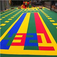 供应幼儿园室外活动地板