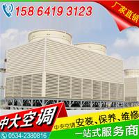 玻璃钢冷却塔-GBNL玻璃钢冷却塔