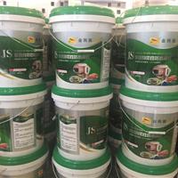 金雨屏JS聚合物柔性防水涂料 水性环保