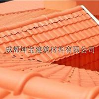 供应福建防腐瓦塑料瓦