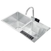 供应厂家直销集成加厚不锈钢集成水槽洗碗机