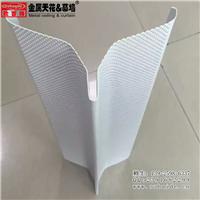 定制招牌铝扁管_聚酯喷涂铝合金方管供应商