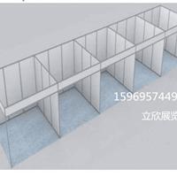 供应昆明定做标准展位八棱柱组装标摊设计
