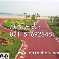 供应上海郊野公园透水混凝土;透水地坪价格