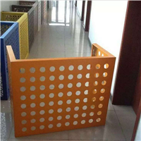 铝合金空调罩专为美化楼宇建筑外观而产生