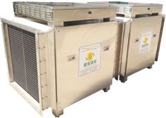 供应强化地板厂废气治理光催化氧化设备