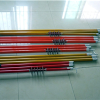 供应普通拉闸杆高压拉闸杆令克棒3节4.5米