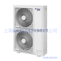 供应店铺展厅专用格力空调系统