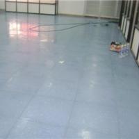 供應 PVC防靜電地板 潔凈室地板裝修