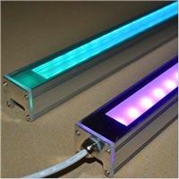 LED洗墙灯线条灯护栏管轮廓灯均可定做。
