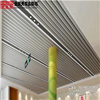 热转印木纹铝合金扁管_3D木纹铝扁管按样定制