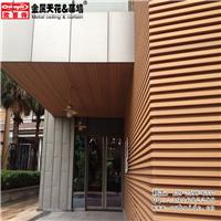 聚酯型材铝方通吊顶施工方法
