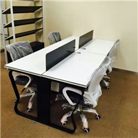 南昌屏风桌子,办公桌子,屏风工位桌子