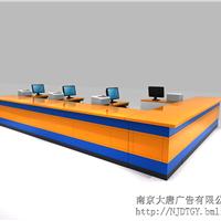 南京展柜厂-中国邮政展柜业务受理台