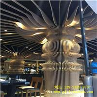 异形铝方通铝板焊接木纹价格
