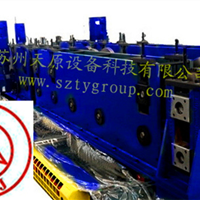 电缆桥架成型生产线