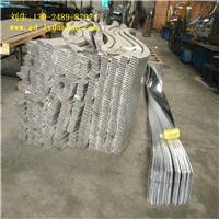 异形铝方通铝板焊接墙体立面