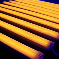 LED护栏管线条灯洗墙灯单色,七彩