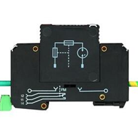 PT端子箱二次接地保护器PVT/FM