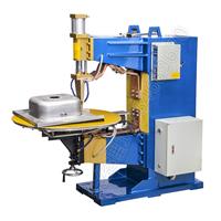 供应洗物盆焊接设备 洗物盆水槽自动滚焊机