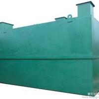 地埋式一体化污水处理设备杭州