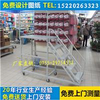 广州登高梯厂家|移动登高车|不锈钢登高梯