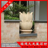 优质出口欧式石材花钵、艺术花钵,装饰花钵