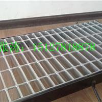 唐山发电厂废水处理镀锌钢格栅板