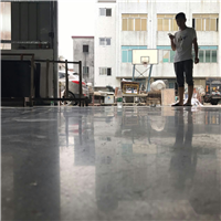 凤岗车间水泥地面起尘 混凝土起灰怎么处理