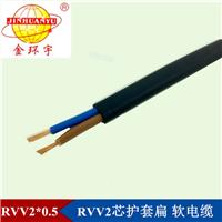 深圳金环宇电线电缆国标阻燃ZR-RVV4*1.5