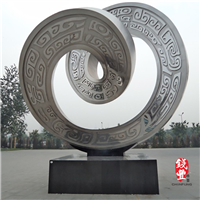 供应不锈钢雕塑广场雕塑厂家