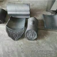 小青瓦生产厂家 古建猫头滴水 四川青瓦厂