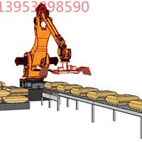 码跺机机器人 机器人码垛机 码垛机器人设备