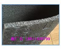 供应5厚单面凹发泡橡胶减震垫板生产厂家