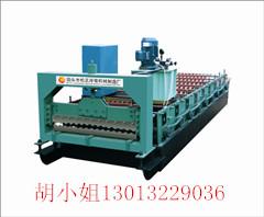 供应泊头850水波纹压瓦机生产厂家