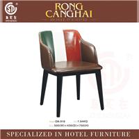供应 金属框架咖啡厅餐椅子